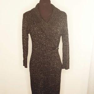 Calvin Klein Sweater Dress Size M